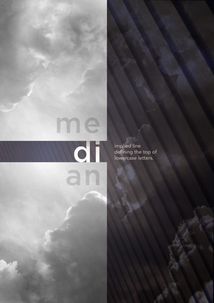 """""""Median"""" Poster"""